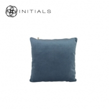 Cushion Studio Lucca Teal Blue