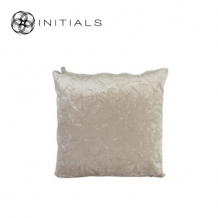Cushion Studio Sylvana Champagne White