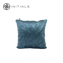 Cushion Studio Sylvana Ink Blue