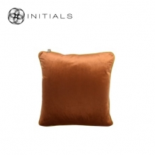 Cushion Studio Murano Amber Brown