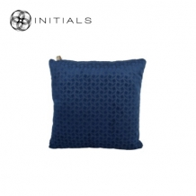 Cushion Cover Pencil Evening Blue