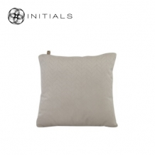 Cushion Lodge Gena Oyster White