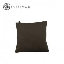 Cushion Lodge Gena Coffee Brown