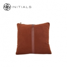 Cushion Lodge Warwick Amber Brown