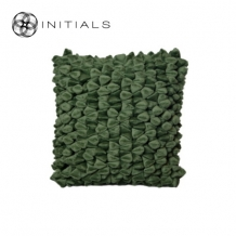 Cushion Cover Penthouse Pebble Army Green