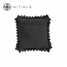 Cushion Cover Pebble Dark Graphite