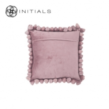 Cushion Cover Pebble Aged Pink