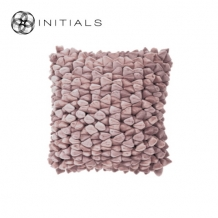 Cushion Cover Penthouse Pebble Aged Pink