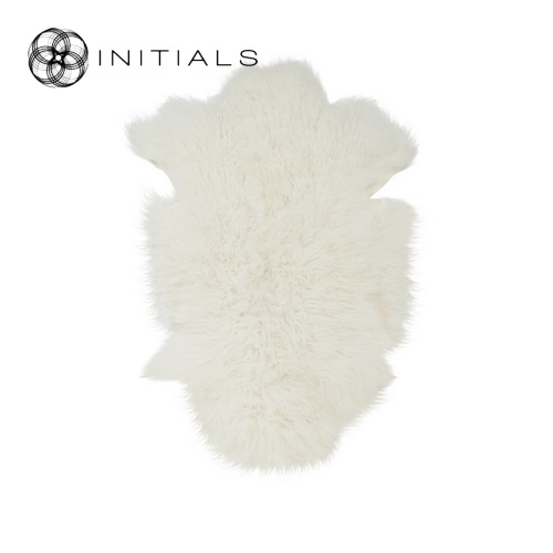 Carpet Sheepskin Snow White