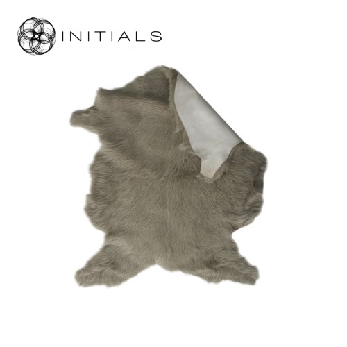 Carpet Ranch Goatskin Sand Taupe